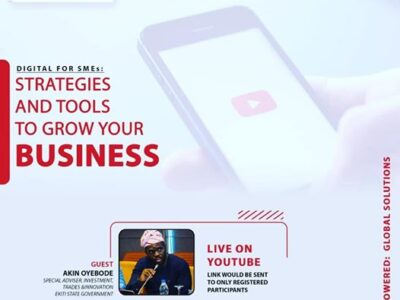 Digital for SMEs: Strategies and Tools to Grow Your Business
